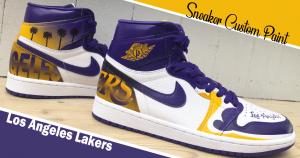 Air Jordan 1 Lakers