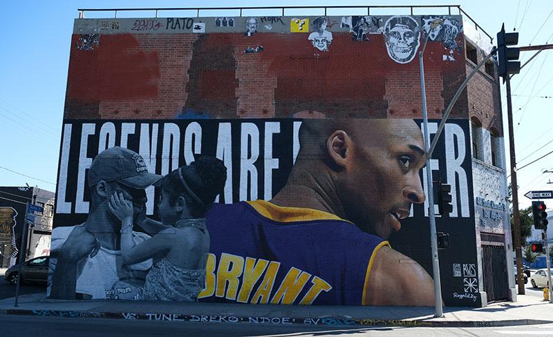 Lakers コービーブライアント レイカーズ